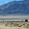 Bunkers are seen at the Hawthorne Army Depot on Tuesday, March 19, 2013, where seven Marines were killed and several others seriously injured in a training accident Monday night, about 150 miles southeast of Reno in Nevada\'s high desert. (AP Photo/Scott Sonner)