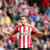 Photo - Sunderland's Jack Rodwell celebrates his goal during their English Premier League soccer match against Manchester United at the Stadium of Light, Sunderland, England, Sunday, Aug. 24, 2014. (AP Photo/Scott Heppell)