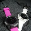 The COOKOO watch is a smart watch that interacts with your mobile device. PHOTO PROVIDED.