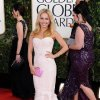 Actress Hayden Panettiere arrives at the 70th Annual Golden Globe Awards at the Beverly Hilton Hotel on Sunday Jan. 13, 2013, in Beverly Hills, Calif. (Photo by Jordan Strauss/Invision/AP)