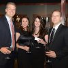 Photo -  Gordon Pennoyer, Andrea Smith, Jennifer and Jason Pigott.  <strong></strong>