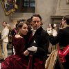 In this film image released by Warner Bros. Pictures, Noomi Rapace, left, and Robert Downey Jr. are shown in a scene from