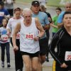 Adrian Wolford of Mustang, maintains a pace among a group of runners on the course. The Renaissance Run, a 5K run and walk begins at 8:30 a.m. at the Midwest City Community Center. Following the race, runners are invited to enjoy a pancake breakfast at Midwest Regional Medical Center, 2825 Parklawn Drive on Saturday, Sep. 15, 2012, Photo by Jim Beckel, The Oklahoman.