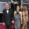 Actor Tommy Lee Jones and Dawn Jones arrive at the Oscars at the Dolby Theatre on Sunday Feb. 24, 2013, in Los Angeles. (Photo by John Shearer/Invision/AP)