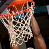Oklahoma City\'s James Harden slams in two points against Philadelphia during the first half of their NBA basketball game at the Ford Center in Oklahoma City on Tuesday, Dec. 2, 2009. By John Clanton, The Oklahoman