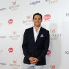 IMAGE DISTRIBUTED FOR LONGINES - Mark Sanchez walks the Kentucky Derby Red Carpet, Saturday, May 3, 2014, in Louisville, Ky. Longines, the Swiss watchmaker known for its famous timepieces, is the Official Watch and Timekeeper of the 140th annual Kentucky Derby. (Photo by Diane Bondareff/Invision for Longines/AP Images)