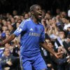 Photo - Chelsea's Ramires celebrates his goal against Tottenham Hotspur during their English Premier League soccer match at Stamford Bridge, London, Wednesday, May 8, 2013. (AP Photo/Sang Tan)