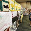 Quilt sales were used to benefit Peppers Ranch, during the Made in Oklahoma Festival at the Reed Conference Center in Midwest City, OK, Saturday, May 31, 2014, Photo by Paul Hellstern, The Oklahoman