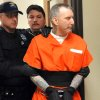 Photo - FILE - In this Tuesday Jan. 25. 2012 file photo, Robert Gleason Jr. is escorted into a Wise County courtroom in Wise, Va.  An execution date of Jan. 16, 2013 has been set for Gleason, who strangled two inmates in the state's highest security prisons and vowed to keep killing unless he was put to death.  (AP Photo/Bristol Herald Courier, David Crigger, File)