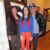Lisa, Kate and Jeff McConnell were at the Pirate\'s Party. (Photo by Helen Ford Wallace).