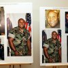 This undated series of photos released by the Los Angeles Police Department shows suspect Christopher Dorner, a former Los Angeles officer. Dorner, who was fired from the LAPD in 2008 for making false statements, is linked to a weekend killing in which one of the victims was the daughter of a former police captain who had represented him during the disciplinary hearing. Authorities believe Dorner opened fire early Thursday on police in cities east of Los Angeles, killing an officer and wounding another. Police issued a statewide