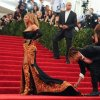 Singer Beyonce Knowles attends The Metropolitan Museum of Art Costume Institute gala benefit,
