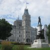 Photo -  Quebec's parliament building is a definite must-see on a visit to Quebec City. Photo courtesy of Barbara Selwitz.