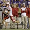 Photo - Nebraska quarterback Taylor Martinez is leading the new-look Husker offense. AP photo