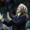 Photo - Kansas head coach Bonnie Henrickson calls in a play against Baylor in the first half of an NCAA college basketball game on Sunday, Jan. 5, 2014, in Waco, Texas. (AP Photo/Rod Aydelotte)