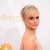 Taylor Schilling arrives at the 66th Annual Primetime Emmy Awards at the Nokia Theatre L.A. Live on Monday, Aug. 25, 2014, in Los Angeles. (Photo by Jordan Strauss/Invision/AP)