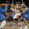 No matter how many defenders Dallas has thrown at Russell Westbrook, the Thunder\'s point guard has had an answer.