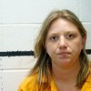 KRYSTAL LEWIS: Krystal Lynn Lewis, 08/07/85, was charged Tuesday, June 16, 2009 in Muskogee County with fatally shooting and skinning a puppy. Photo provided ORG XMIT: KOD
