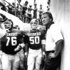 OU head college football coach Barry Switzer. Sept. 11, 1981