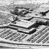 Photo - PARKING LOT / SHOPPING MALL / SHOPPING CENTER / AERIAL VIEW: Empty parking spaces are hard to spot in the lots at Crossroads Mall in December 1980. OKLAHOMAN ARCHIVE PHOTO ORG XMIT: 0812060106264843