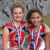 Kaitlin and Taylor. After wining 1st place at Frontier City. MWC Spirir of Oklahoma Community Photo By: Jeff Graybill Submitted By: Jeff, Midwest city