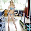 Fitzsimmons Case Study House Swimsuit from L.A. Sun & Sport Photo by Chris Landsberger Vote for your favorite model now