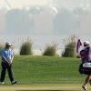 Photo - George Coetzee of South Africa during the second round of the Commercial Bank Qatar Masters at the Doha Golf Club in Doha, Qatar, Thursday, Jan. 23, 2014. (AP Photo/Osama Faisal)