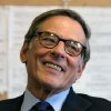 Photo -   FILE - In this Aug. 20, 2008 file photo, author and biographer Robert Allan Caro is shown during an interview in New York. In