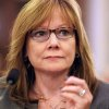 Photo - GM CEO Mary Barra listens while testifying on Capitol Hill in Washington, Thursday, July 17, 2014, before a Senate Commerce subcommittee hearing examining accountability and corporate culture in wake of the GM recalls. (AP Photo/Lauren Victoria Burke)