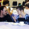 Copy photo of Skyla Whitaker and her father. Skyla was shot and killed last Sunday near Weleetka, Wednesday, June 11, 2008. Photo provided by the family.
