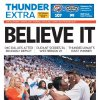 Game 6: Thunder-Spurs, June 6, 2012