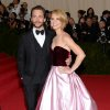 """Claire Danes, right, and Hugh Dancy attend The Metropolitan Museum of Art\'s Costume Institute benefit gala celebrating """"Charles James: Beyond Fashion"""" on Monday, May 5, 2014, in New York. (Photo by Evan Agostini/Invision/AP)"""