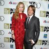 Photo -   This image released by Starpix shows actress and honoree Nicole Kidman, left, and her husband Keith Urban at a gala by The Film Society of Lincoln Center following by the premiere of her film,