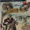 Cover of the the 2012 souvenir program for the Pawnee Bill Wild West Show at the Pawnee Bill Ranch in Pawnee, Oklahoma. Photo by Jim Beckel