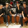 """BIG TIME RUSH on Nickelodeon, """"Big Time Move"""". """"All Over Again"""" performance,Photo: Robert Voets / Nickelodeon. ©2011 Viacom, International, Inc. All Rights Reserved"""