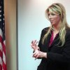 FILE - In this file photo taken Dec. 4, 2012, in Anchorage, Alaska, Anchorage police Detective Monique Doll speaks at a news conference after confessed serial killer Israel Keyes committed suicide at the Anchorage jail. Keyes showed no remorse as he detailed how he\'d abducted and killed an 18-year-old woman, then demanded ransom, pretending she was alive. His confession cracked the case, but prosecutors questioning him soon realized there was more, he has killed before. Before divulging more details, Keyes committed suicide in his cell. (AP Photo/Mark Thiessen)