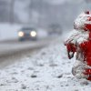 The north side of this fire hydrant is encrusted in ice and snow. Friday, Jan. 29 , 2010. Photo by Jim Beckel, The Oklahoman