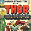 "Thor and Jane Foster in ""Journey into Mystery"" #110"