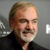 Photo - This Thirsday, April 18, 2013 photo shows Neil Diamond at the Rock and Roll Hall of Fame Induction Ceremony at the Nokia Theatre  in Los Angeles. Diamond said he's happy his