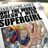 "Photo - A page from ""Supergirl"" No. 34, drawn by Jamal Igle and written by Sterling Gates.  PHOTO PROVIDED BY DC Comics"