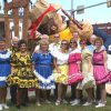 """Members of Edmond\'s Teacup Chains Square Dance Club participated in the Centennial Parade on October 14. A total of 64 dancers from the Central District Square Dance Association performed a special routine for the statewide television audience, and danced continuously for the rest of the parade route. They will also perform in the Oklahoma Centennial Spectacular on November 16, dancing while Reba Mcintyre and Vince Gill sing """"Oklahoma Swing"""". Community Photo By: Michelle Schaefer Submitted By: Michelle, Edmond"""