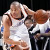 Photo - Russell Westbrook Thunder guard finished fourth in Rookie of the Year voting