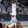 Oklahoma City\'s Russell Westbrook (0) reacts to a call during the NBA basketball game between the Oklahoma City Thunder and the Portland Trail Blazers, Sunday, Nov. 1, 2009, at the Ford Center in Oklahoma City. Photo by Sarah Phipps, The Oklahoman ORG XMIT: KOD