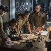 "Photo - This image released by Columbia Pictures shows Dimitri Leonidas, John Goodman, George Clooney, Matt Damon and Bob Balaban in ""The Monuments Men."" (AP Photo/Columbia Pictures, Claudette Barius)"