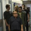 Photo -  From left, Glenn Howerton as Dennis Reynolds, Danny DeVito as Frank Reynolds, Kaitlin Olson as Dee Reynolds, Charlie Day as Charlie Kelly, Rob McElhenney as Mac - FX Photos