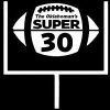 HIGH SCHOOL FOOTBALL: The Oklahoman\'s Super 30 LOGO / GRAPHIC