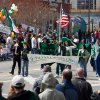 Sunny weather greets the participants and attendees at the St. Patrick\'s Day Parade in downtown Oklahoma City, Oklahoma on Saturday, March 15, 2008. BY STEVE SISNEY, THE OKLAHOMAN ORG XMIT: KOD