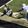Photo -   Vanderbilt wide receiver Chris Boyd (80) is knocked out of bounds short of the end zone as he is defended by Presbyterian cornerback Cory White (20) in the first quarter of an NCAA college football game, Saturday, Sept. 15, 2012, in Nashville, Tenn. (AP Photo/Mark Humphrey)