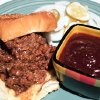 The chopped beef sandwich is our Sandwich of the Month. PHOTO BY DAVE CATHEY, THE OKLAHOMAN