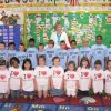 Miss Owens 1st grade class show their appreciation to their teacher at Charles Haskell Elementary with matching t-shirts. Community Photo By: Beth Case Submitted By: Valerie,